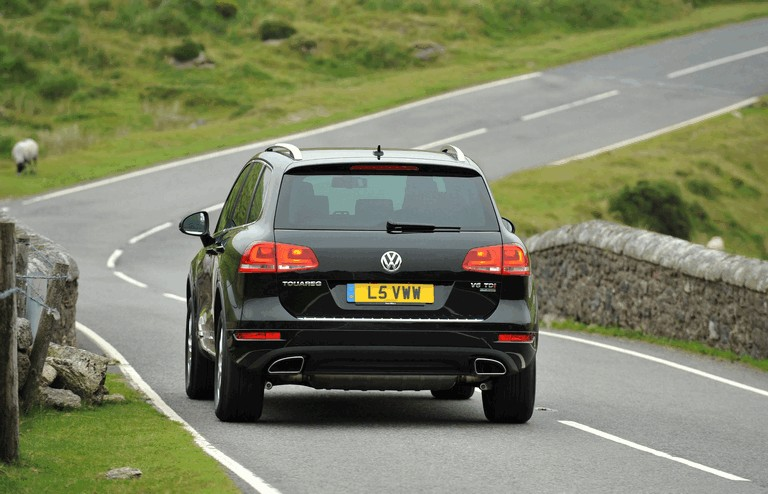 2010 Volkswagen Touareg V6 TDi - UK version 289756