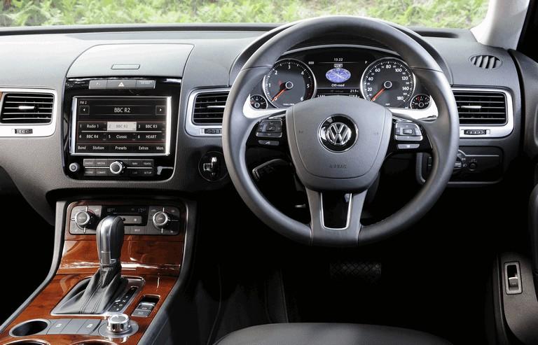 2010 Volkswagen Touareg V6 TDi - UK version 289765