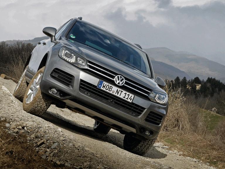2010 Volkswagen Touareg V6 TDI Terrain Tech Paket 289769