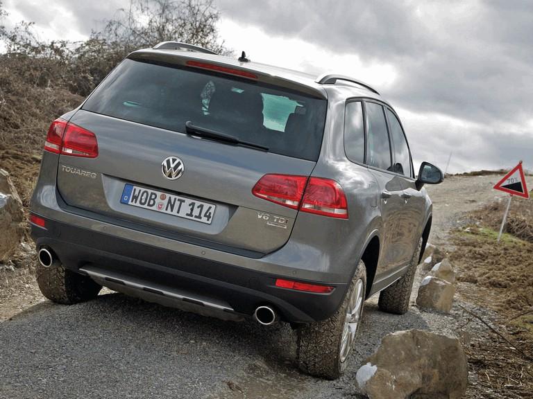 2010 Volkswagen Touareg V6 TDI Terrain Tech Paket 289772