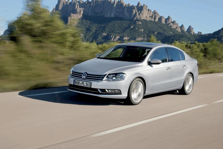 2010 Volkswagen Passat 289787