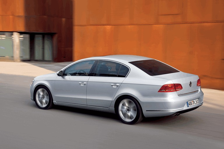 2010 Volkswagen Passat 289789