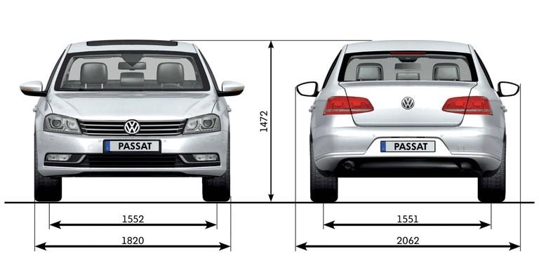 2010 Volkswagen Passat 289799