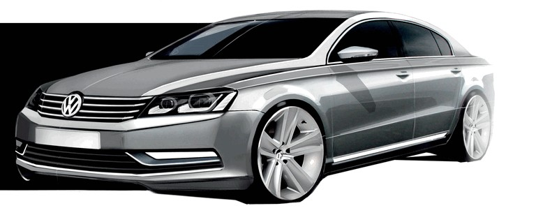 2010 Volkswagen Passat 289812