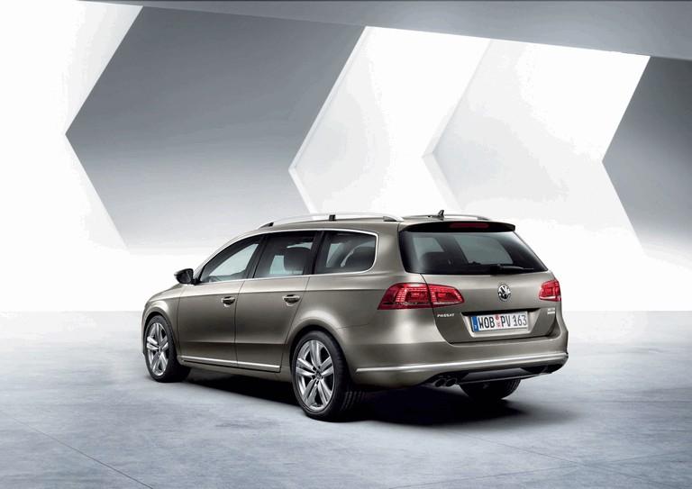 2010 Volkswagen Passat Variant 289815