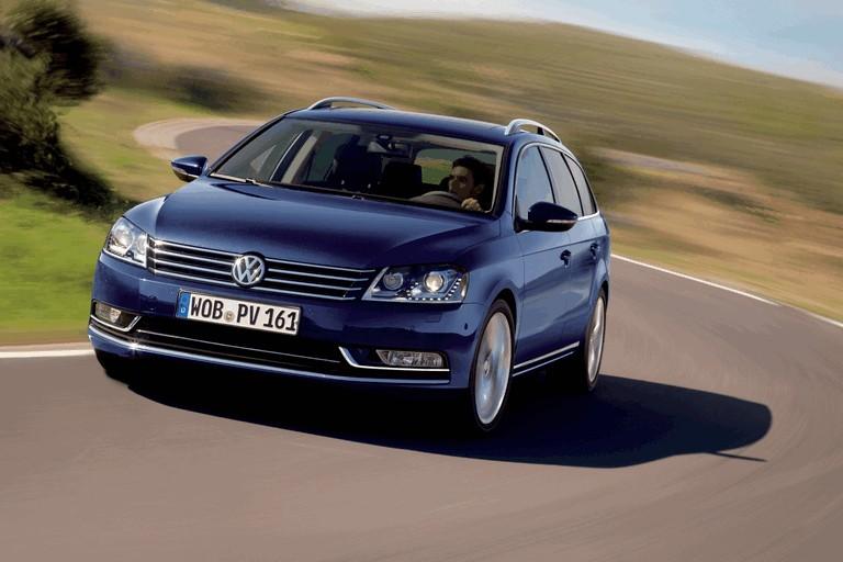 2010 Volkswagen Passat Variant 289831