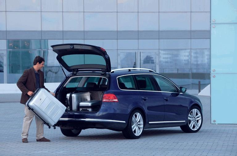 2010 Volkswagen Passat Variant 289836