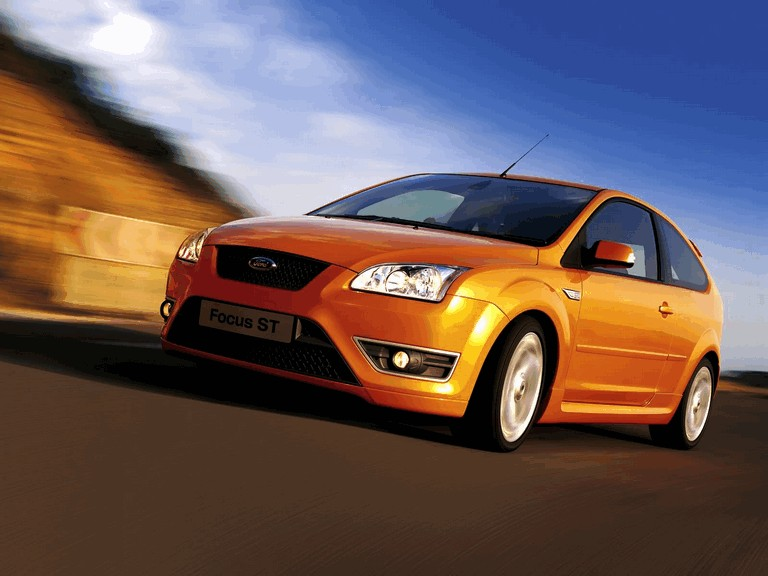 2005 Ford Focus ST 3-door european version 205489