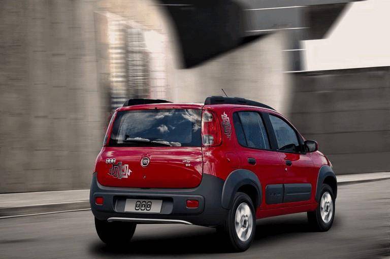 2010 Fiat Uno Way - Brasilian version 290026