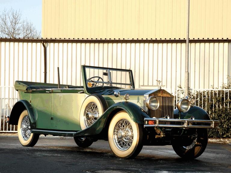 1929 Rolls-Royce Phantom 40-50 Cabriolet Hunting Car II 290110