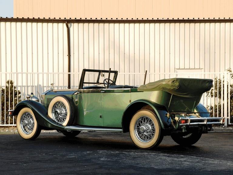 1929 Rolls-Royce Phantom 40-50 Cabriolet Hunting Car II 290112