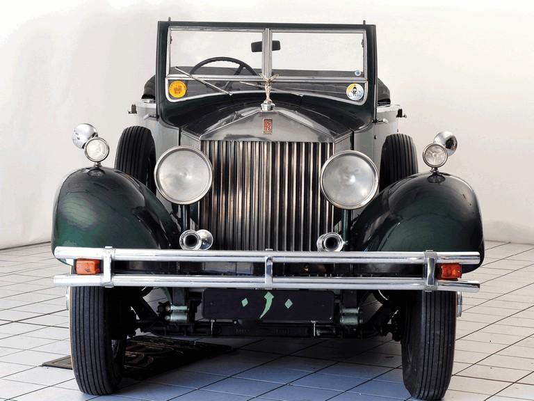 1929 Rolls-Royce Phantom 40-50 Cabriolet Hunting Car II 290113