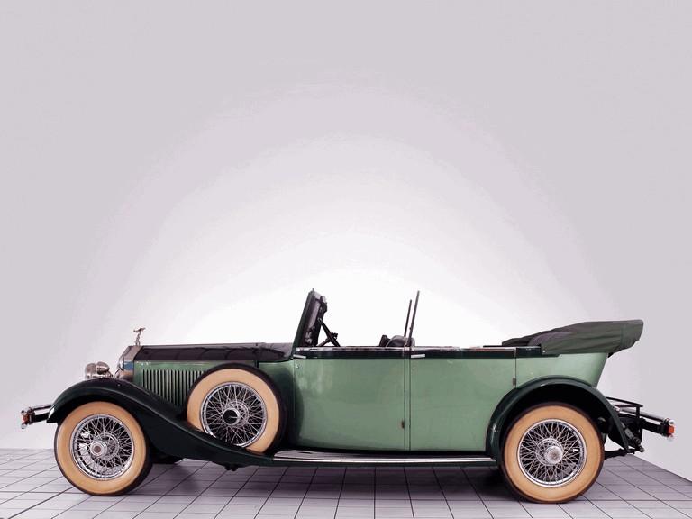 1929 Rolls-Royce Phantom 40-50 Cabriolet Hunting Car II 290114