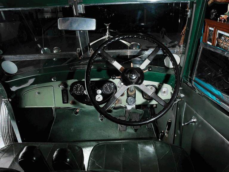 1929 Rolls-Royce Phantom 40-50 Cabriolet Hunting Car II 290116