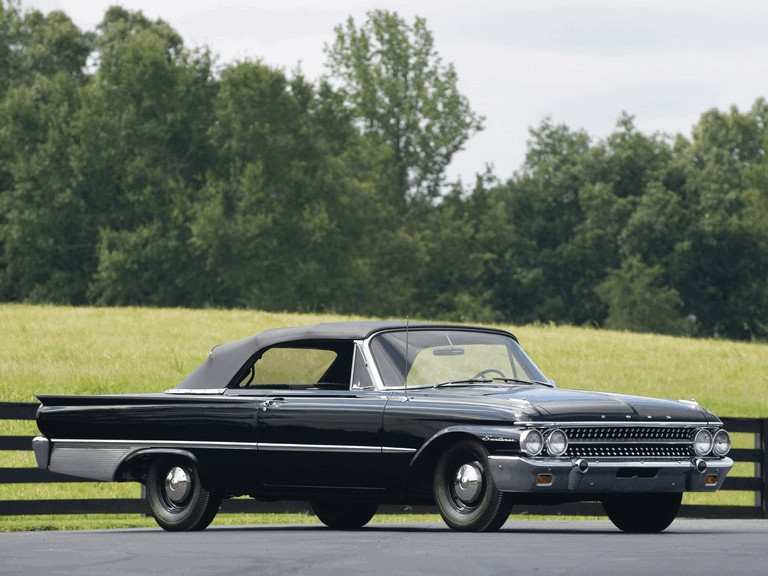 1961 Ford Galaxie XL 401 Sunliner convertible 290159