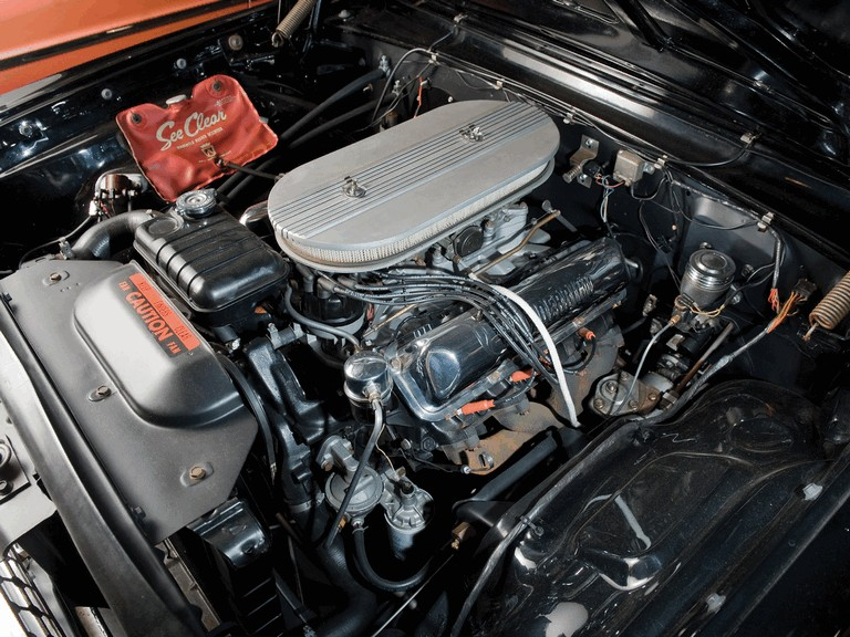 1961 Ford Galaxie XL 401 Sunliner convertible 290162