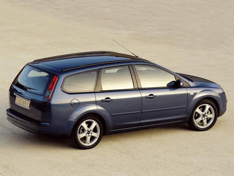 2005 Ford Focus Wagon european version 205558
