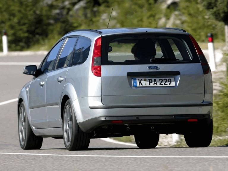 2005 Ford Focus Wagon european version 205562