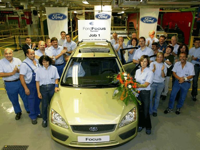 2005 Ford Focus Wagon european version 205563