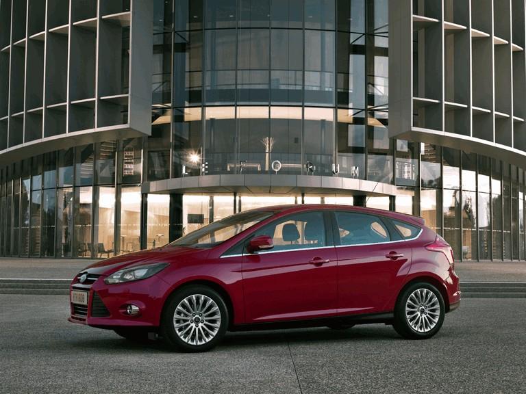 2010 Ford Focus hatchback 508293