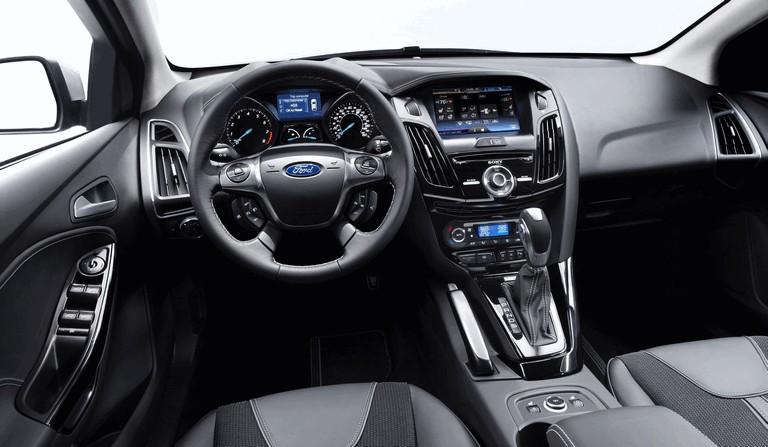 2010 Ford Focus hatchback 508332