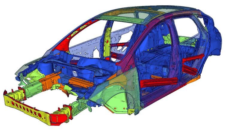 2010 Ford Focus hatchback 508335