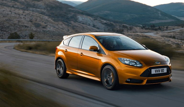 2010 Ford Focus ST 290307
