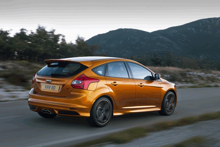 2010 Ford Focus ST 290308