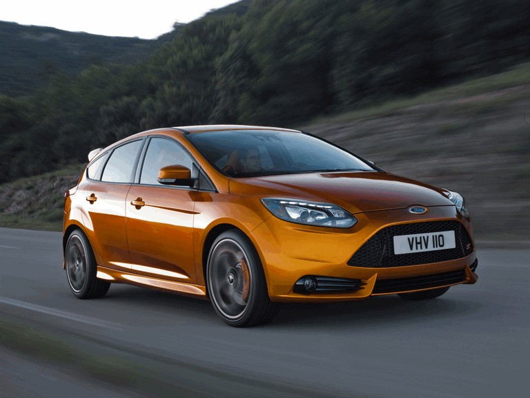 2010 Ford Focus ST 290309