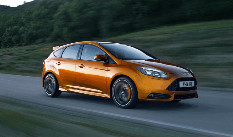2010 Ford Focus ST 290312