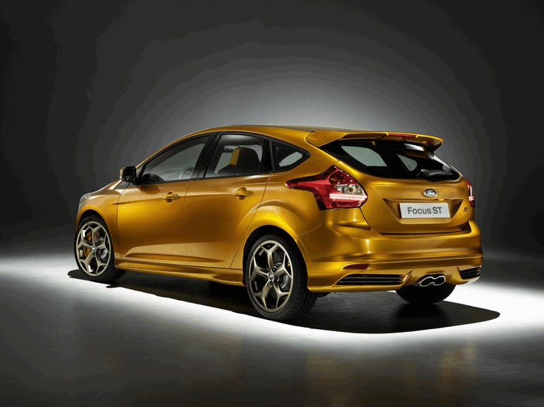 2010 Ford Focus ST 290327