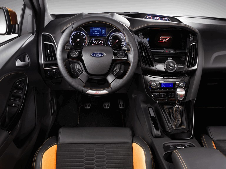 2010 Ford Focus ST 290333