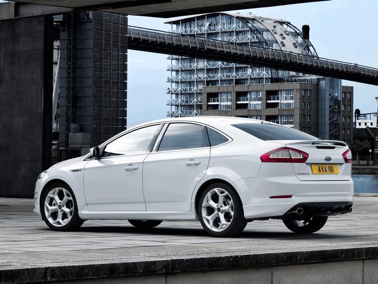 2010 Ford Mondeo Titanium-X hatchback 290363
