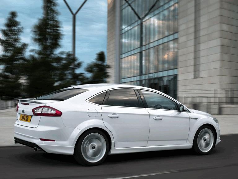 2010 Ford Mondeo Titanium-X hatchback 290364