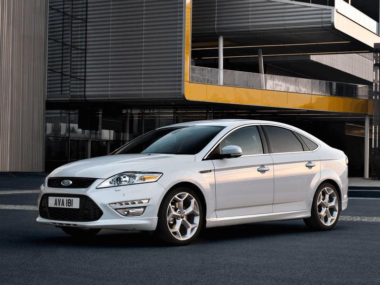 2010 Ford Mondeo Titanium-X hatchback 290366