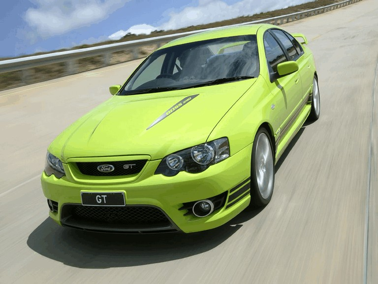 2005 Ford FPV BF GT 205580