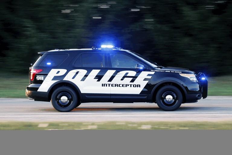 2010 Ford Police Interceptor Utility Vehicle 290374