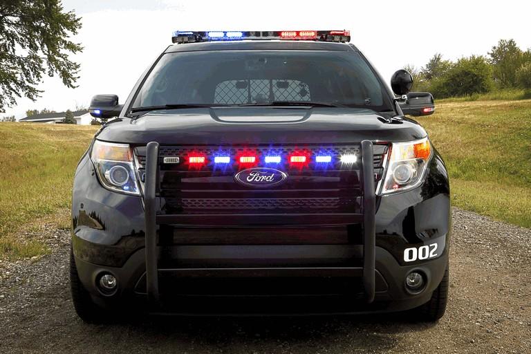 2010 Ford Police Interceptor Utility Vehicle 290379