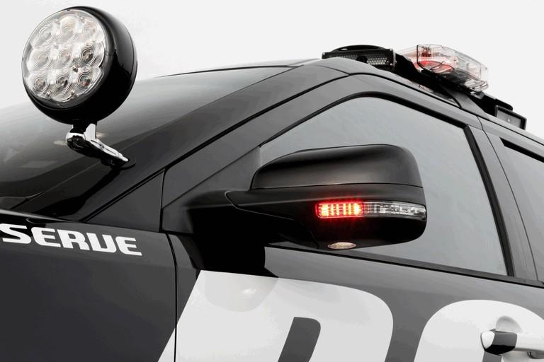 2010 Ford Police Interceptor Utility Vehicle 290384