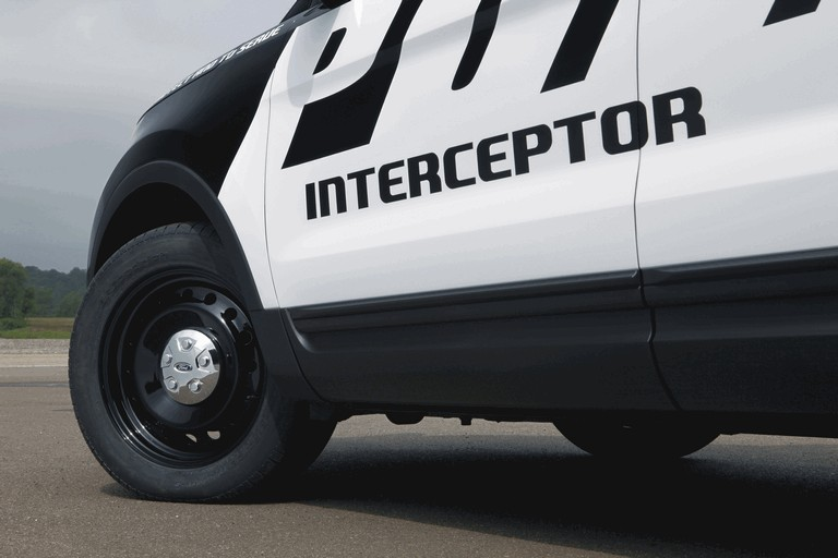 2010 Ford Police Interceptor Utility Vehicle 290386