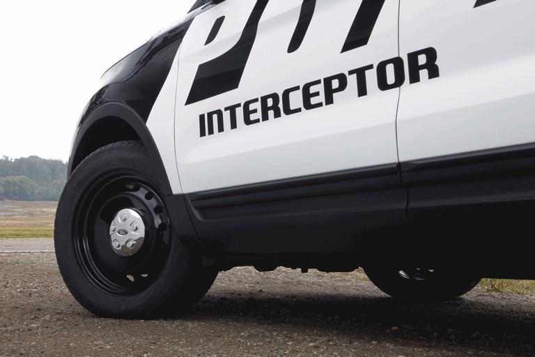 2010 Ford Police Interceptor Utility Vehicle 290387