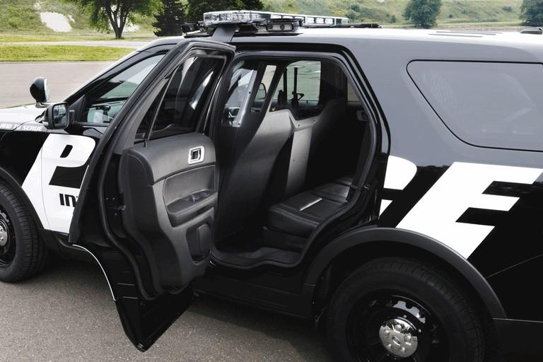 2010 Ford Police Interceptor Utility Vehicle 290388