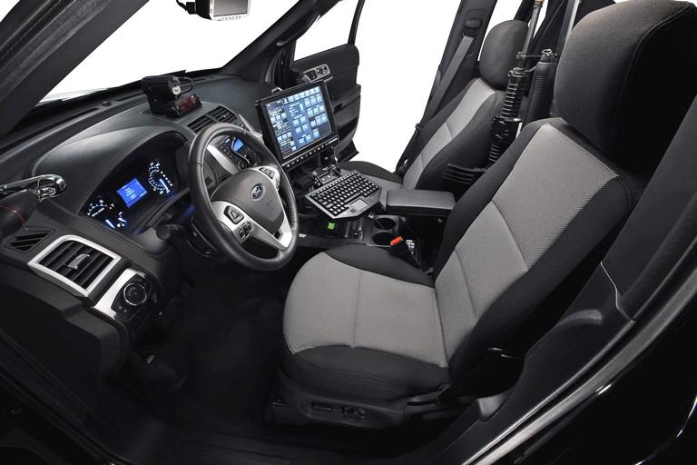2010 Ford Police Interceptor Utility Vehicle 290392
