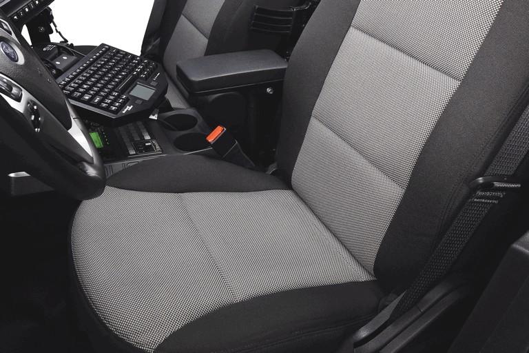 2010 Ford Police Interceptor Utility Vehicle 290397