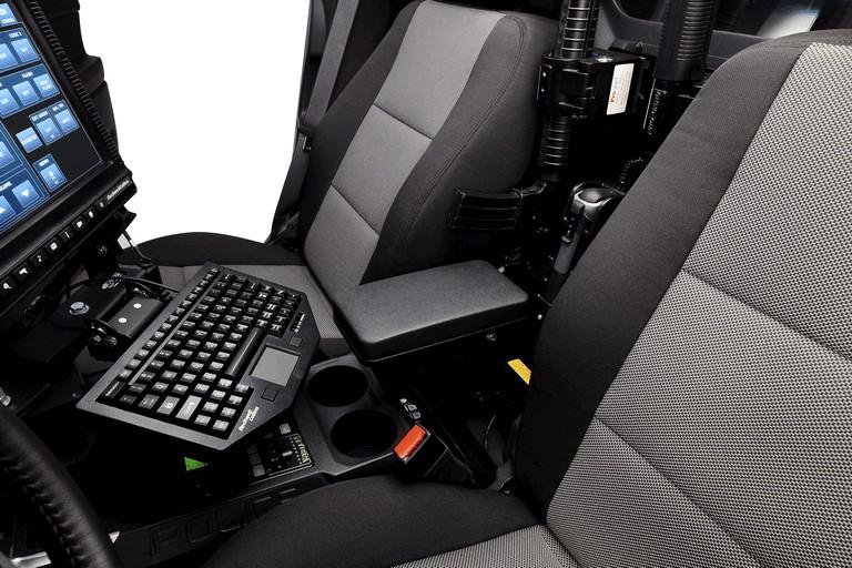 2010 Ford Police Interceptor Utility Vehicle 290398