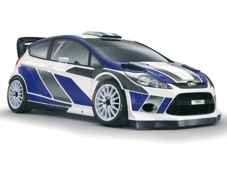 2011 Ford Fiesta RS WRC 290400