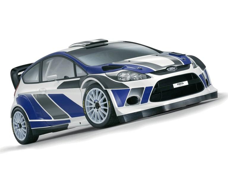 2011 Ford Fiesta RS WRC 290402