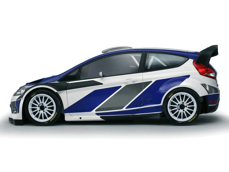 2011 Ford Fiesta RS WRC 290403