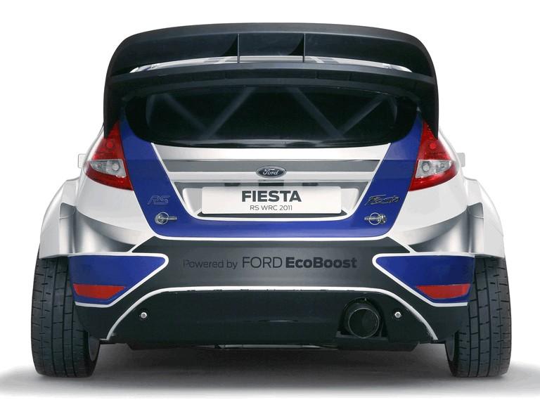 2011 Ford Fiesta RS WRC 290409