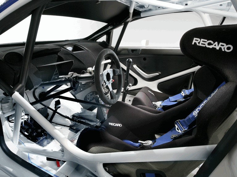2011 Ford Fiesta RS WRC 290412